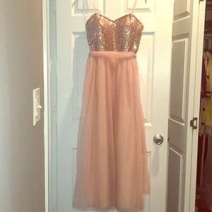 Christina Wu dress